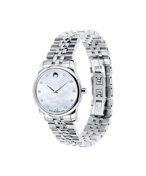 MOVADO Museum Classic0606612 – Women's 28 mm bracelet watch - Side view