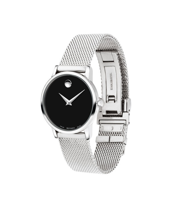 MOVADO Museum Classic0607220 – Women's 26 mm bracelet watch - Side view