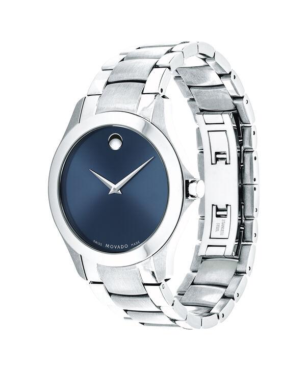 MOVADO Masino0607033 – Montre-bracelet à cadran de 40 mm pour hommes - Side view