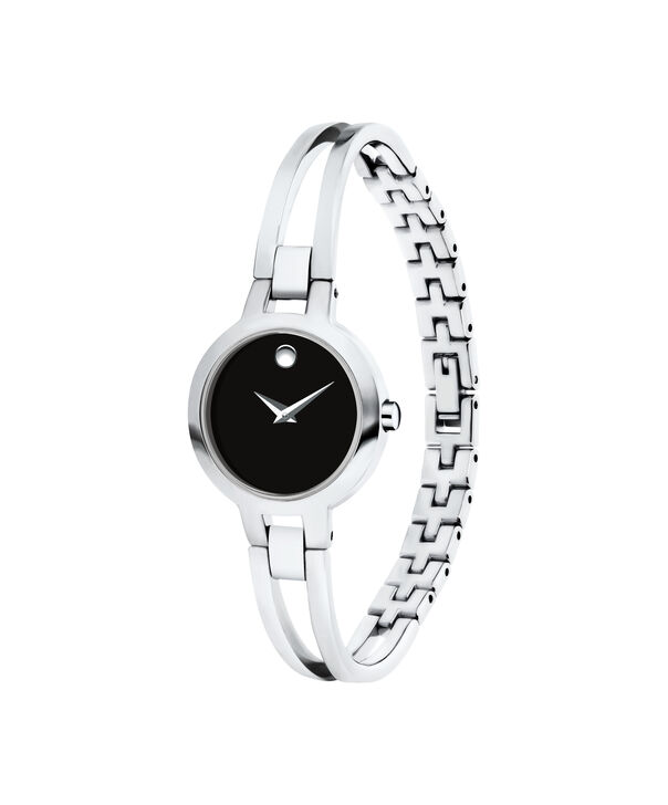 MOVADO Amorosa0607153 – Women's 24 mm bangle watch - Side view
