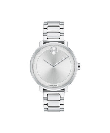 MOVADO Movado BOLD3600501 – 34 mm Metals bracelet watch - Front view