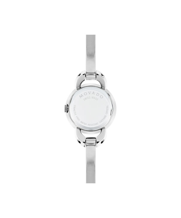 MOVADO Rondiro0606797 – Women's 22 mm bangle watch - Back view