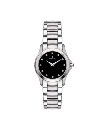 MOVADO Masino0606186 – Women's 26 mm bracelet watch - Front view