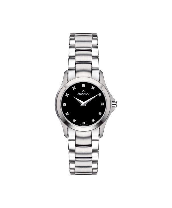 MOVADO Masino0606186 – Montre-bracelet à cadran de 26 mm pour femmes - Front view