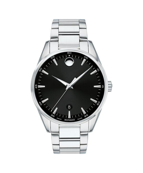 MOVADO Stratus0607243 – Montre-bracelet à cadran de 40 mm pour hommes - Front view