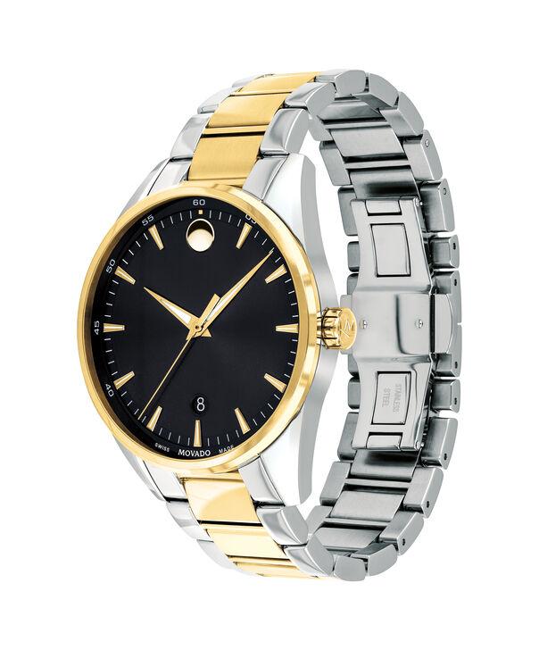 MOVADO Stratus0607245 – Montre-bracelet à cadran de 40 mm pour hommes - Side view