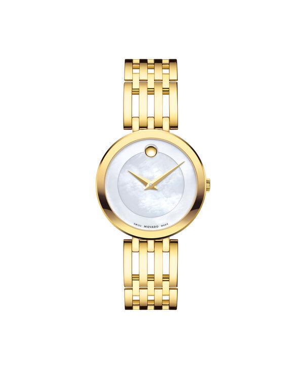 MOVADO Esperanza0607054 – Montre-bracelet à cadran de 28 mm pour femmes - Front view