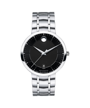 MOVADO 1881 Automatic0606914 – Men's 39.5 mm automatic 3-hand - Front view