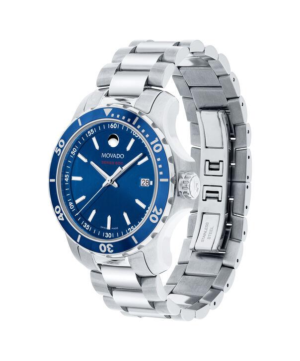 MOVADO Series 8002600137 – Montre-bracelet à cadran de 40 mm pour hommes - Side view
