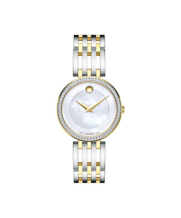 MOVADO Esperanza0607085 – Montre-bracelet à cadran de 28 mm pour femmes - Front view