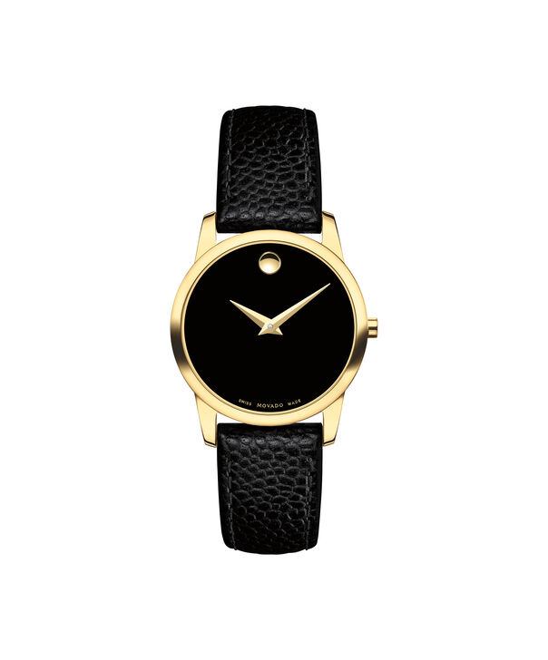 MOVADO Museum Classic0607016 – Women's 28 mm strap watch - Front view