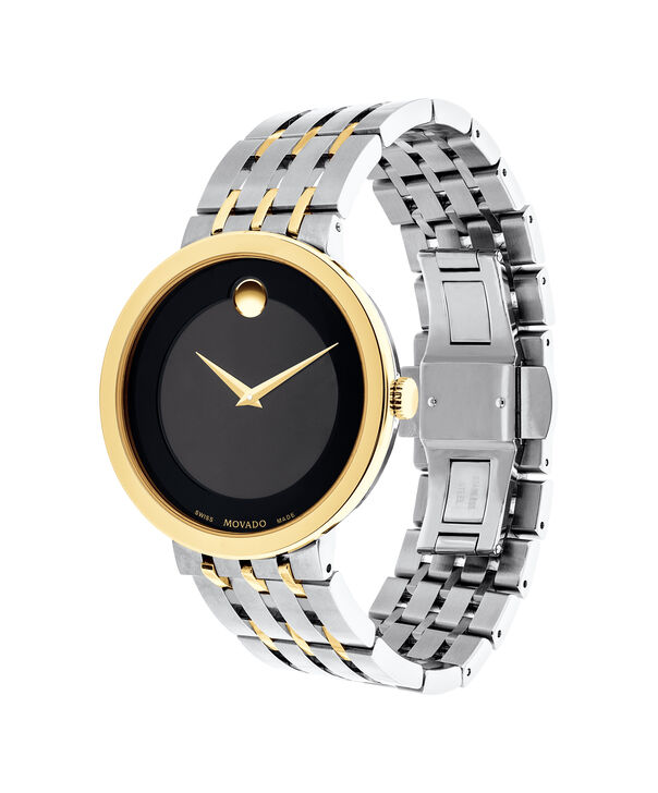 MOVADO Esperanza0607058 – Men's 39 mm bracelet watch - Side view