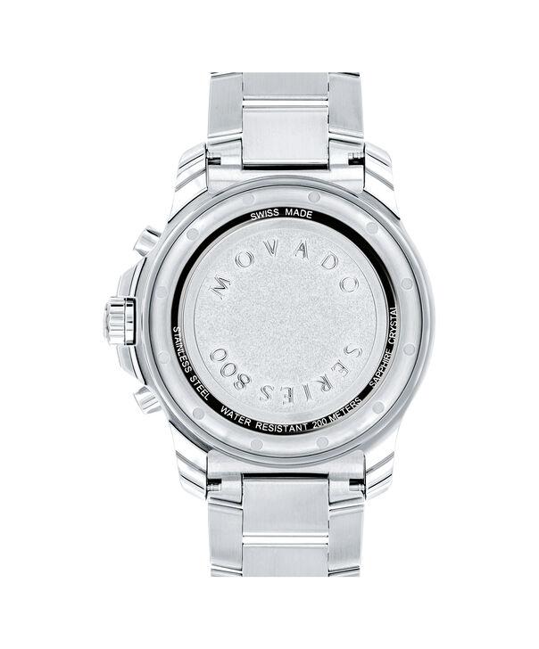 MOVADO Series 8002600141 – Chronographe de 42 mm pour hommes - Back view