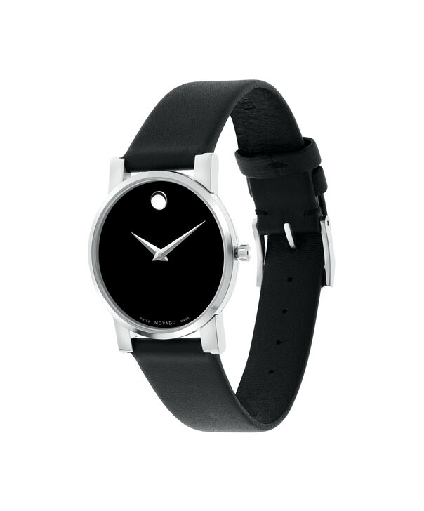 MOVADO Moderna0604230 – Men's 31 mm strap watch - Side view