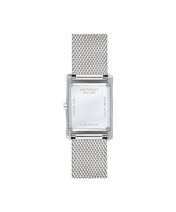 MOVADO La Nouvelle0607188 – Women's 29 mm bracelet watch - Back view
