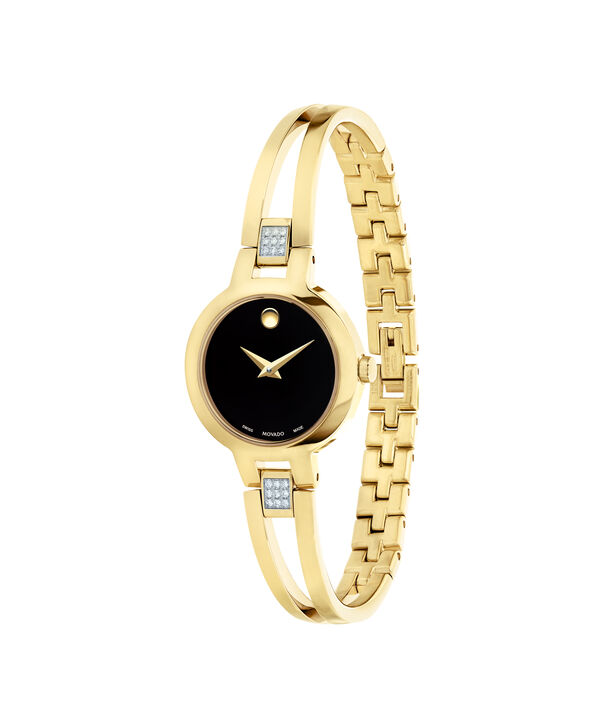 MOVADO Amorosa0607155 – Women's 24 mm bangle watch - Side view