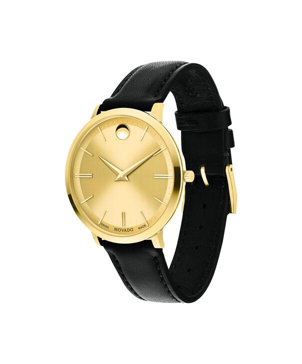 MOVADO Movado Ultra Slim0607157 – Montre de 35 à bracelet souple pour femmes - Side view