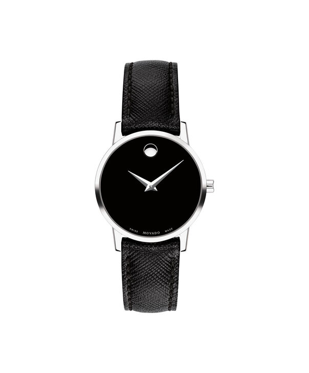 MOVADO Museum Classic0607204 – Women's 28 mm strap watch - Front view
