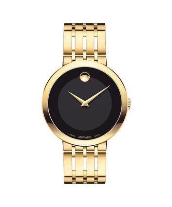 MOVADO Esperanza0607059 – Montre-bracelet à cadran de 39 mm pour hommes - Front view