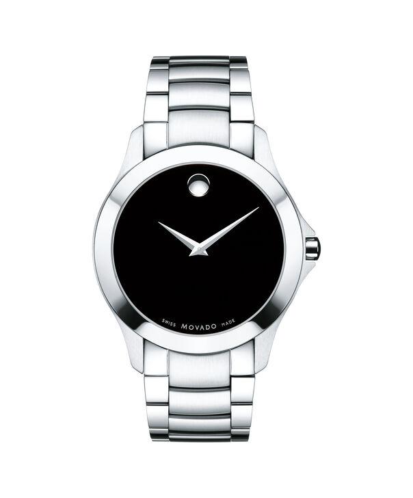 MOVADO Masino0607032 – Montre-bracelet à cadran de 40 mm pour hommes - Front view
