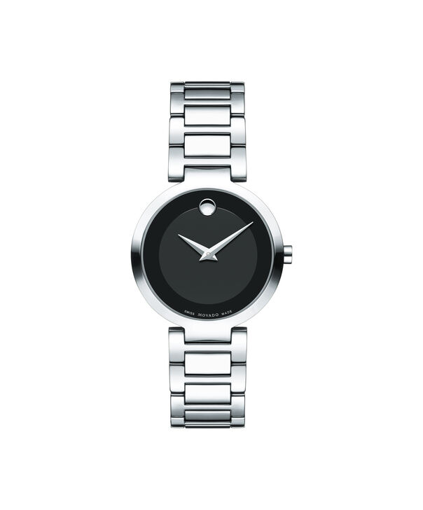 Movado   Movado Modern Classic Women's Stainless Steel Watch