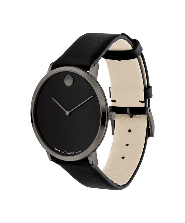 MOVADO Modern 470607391 – 40mm Modern 47 on Strap - Side view