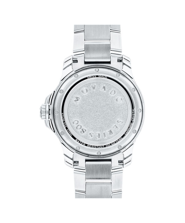 MOVADO Series 8002600152 – 40mm 3H Series 800 - Back view