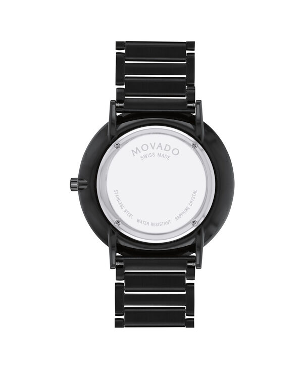 MOVADO Movado Ultra Slim0607210 – Men's 40 mm bracelet watch - Back view