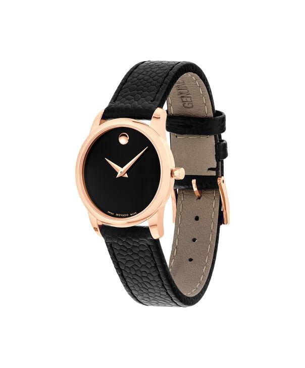 MOVADO Museum Classic0607061 – Montre à bracelet-jonc de 28 mm pour femmes - Side view