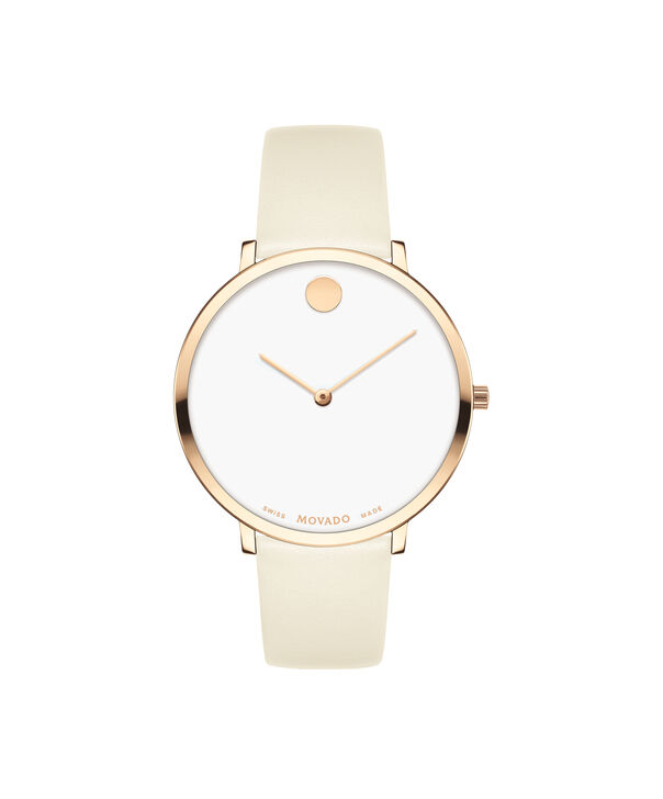 MOVADO Modern 470607389 – 35mm Modern 47 on Strap - Front view