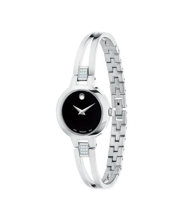 MOVADO Amorosa0607154 – Women's 24 mm bangle watch - Side view