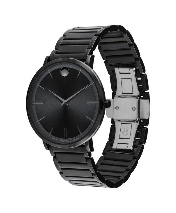 MOVADO Movado Ultra Slim0607210 – Men's 40 mm bracelet watch - Side view