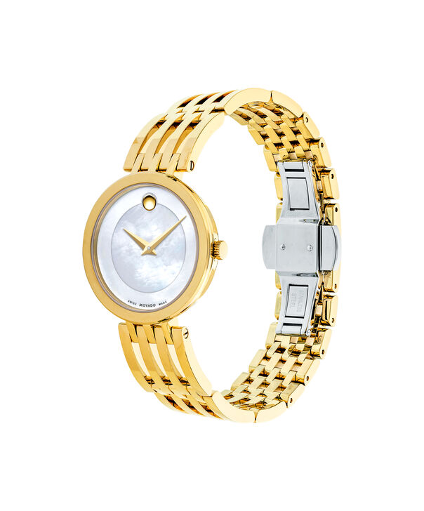 MOVADO Esperanza0607054 – Women's 28 mm bracelet watch - Side view