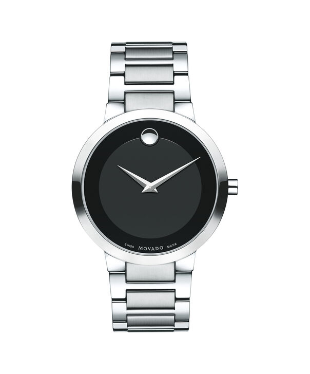 Movado   Movado Modern Classic Men's Stainless Steel Watch