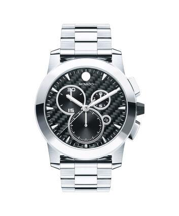 MOVADO Vizio0606551 – Chronomètre de 44,5 mm pour hommes - Front view