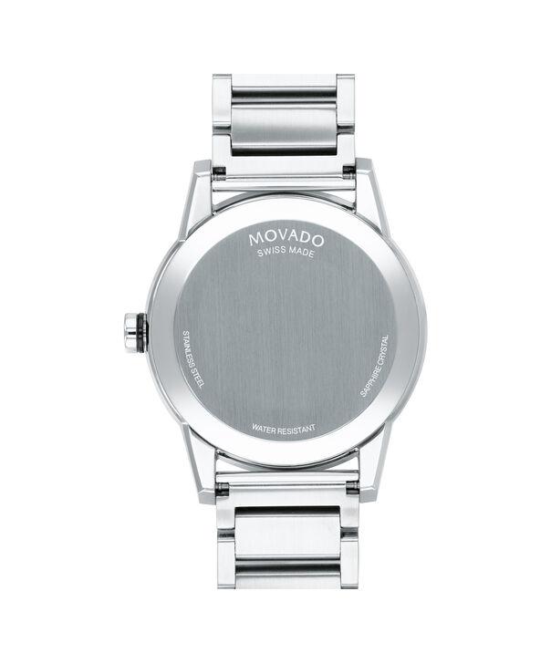 MOVADO Museum Sport0607225 – Montre-bracelet à cadran de 43 mm pour hommes - Back view