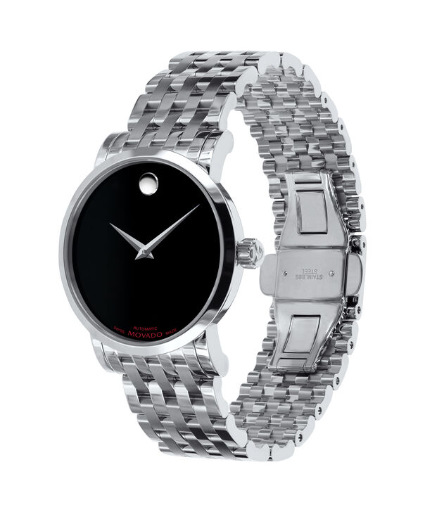 MOVADO Red Label0606115 – Montre automatique de 38 mm pour hommes - Side view