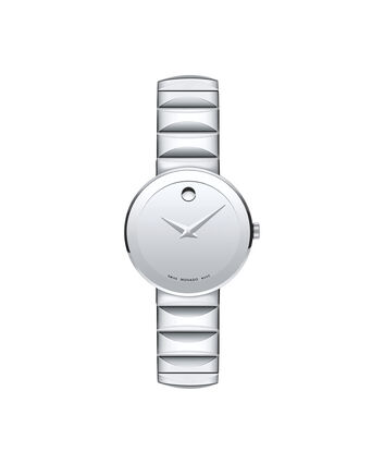 MOVADO Sapphire0607213 – Women's 26 mm bracelet watch - Front view