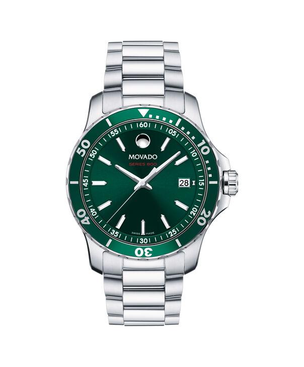 MOVADO Series 8002600136 – Montre-bracelet à cadran de 40 mm pour hommes - Front view