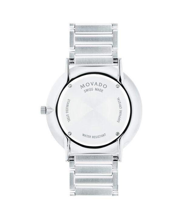 MOVADO Movado Ultra Slim0607168 – Montre de 40 à bracelet pour hommes - Back view