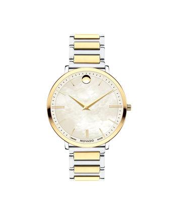 MOVADO Movado Ultra Slim0607171 – Montre de 35 à bracelet pour femmes - Front view