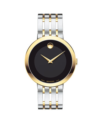MOVADO Esperanza0607058 – Men's 39 mm bracelet watch - Front view