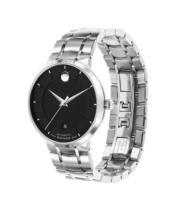MOVADO 1881 Automatic0606914 – Men's 39.5 mm automatic 3-hand - Side view