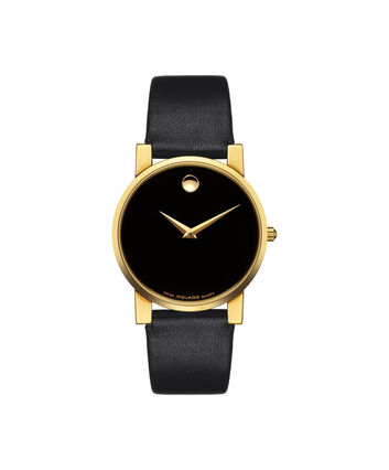 MOVADO Moderna0604228 – Men's 31 mm strap watch - Front view