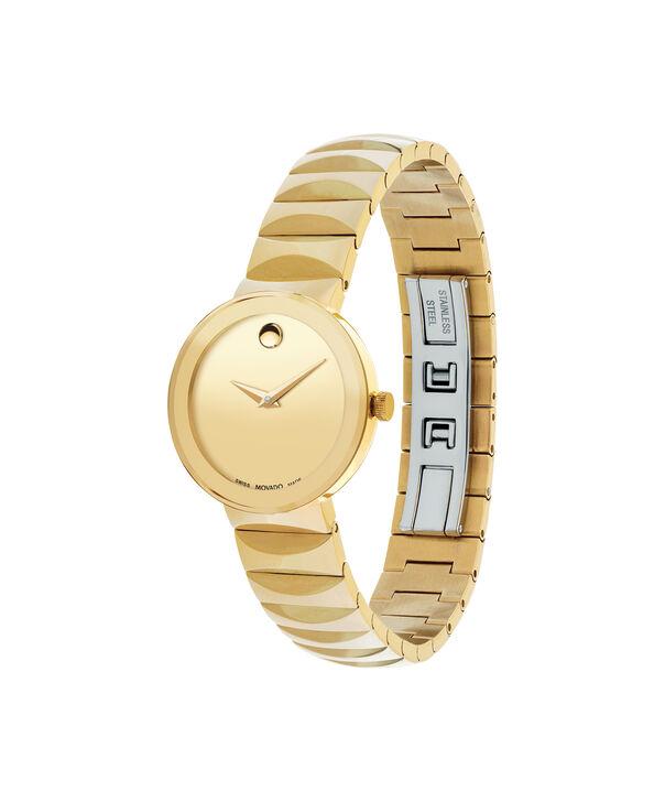 MOVADO Sapphire0607214 – Women's 26 mm bracelet watch - Side view