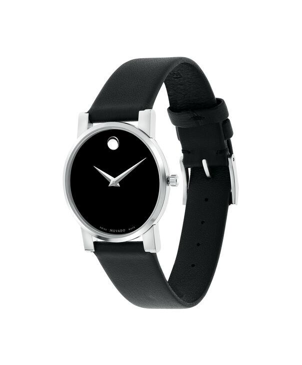 MOVADO Moderna0604230 – Men's 31 mm strap watch - Side view