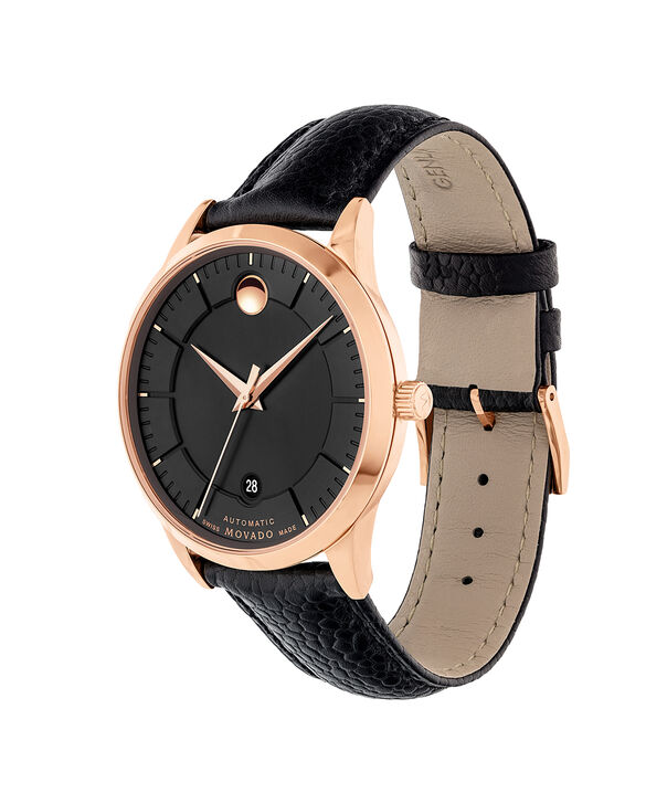 MOVADO 1881 Automatic0607062 – Men's 39.5 mm automatic 3-hand - Side view