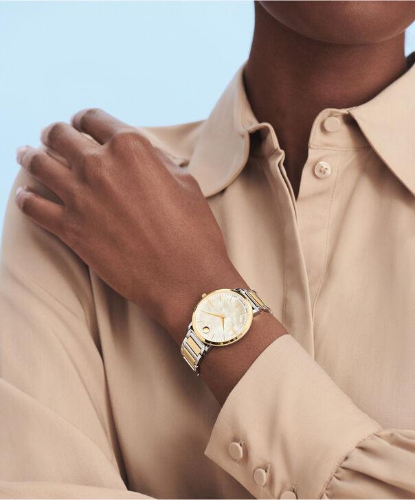 MOVADO Movado Ultra Slim0607170 – Montre de 35 à bracelet pour femmes - Other view