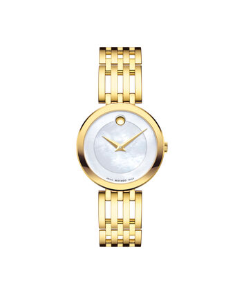 MOVADO Esperanza0607054 – Women's 28 mm bracelet watch - Front view