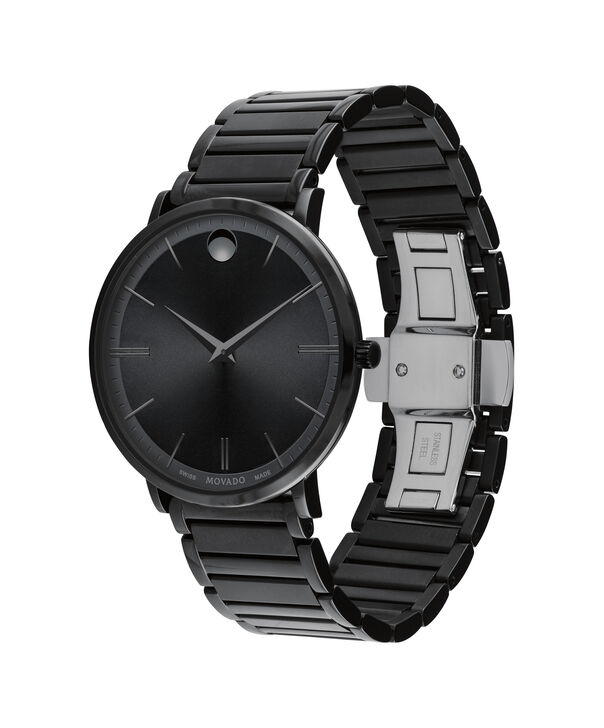 MOVADO Movado Ultra Slim0607210 – Men's 40 mm bracelet watch - Side view